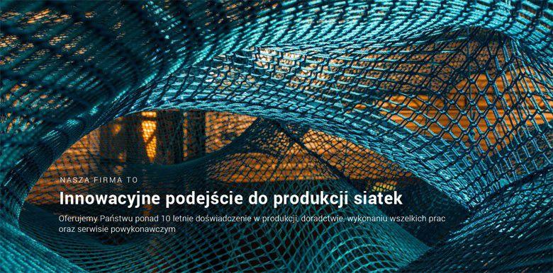 Siatki w Kołobrzegu - ochronne zabezpieczające osłonowe sznurkowe - Siatki Kołobrzeg